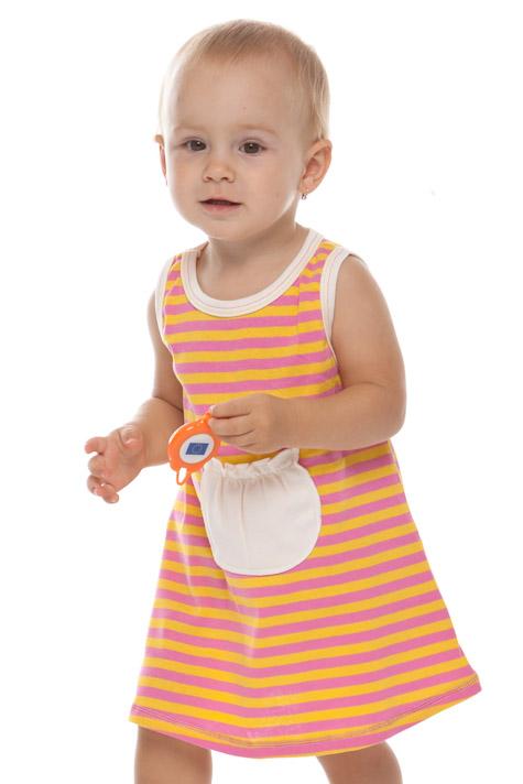 Dívčí šaty 1M0059