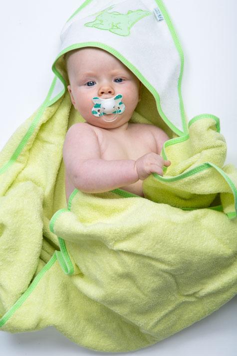 Froté ručník s kapucí RUC039