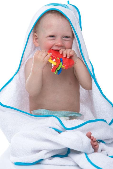 Froté ručník s kapucí RUC038