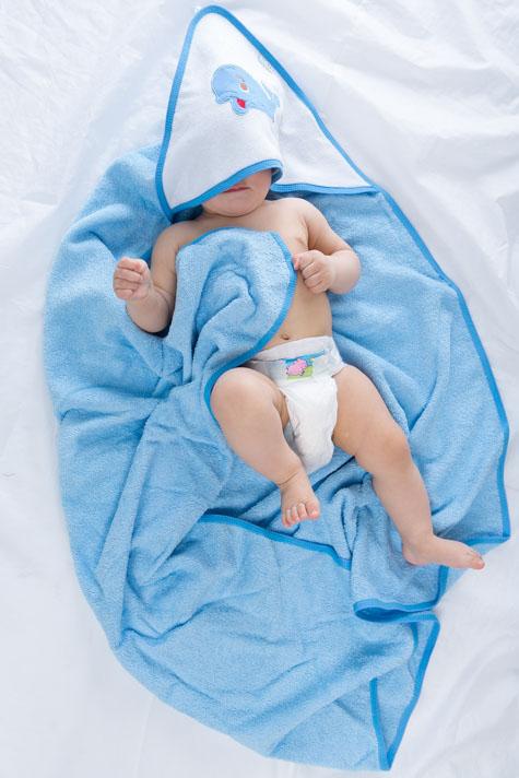 Froté ručník s kapucí RUC028
