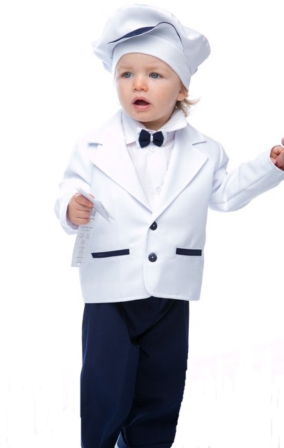 Chlapecký oblek MIMI1545