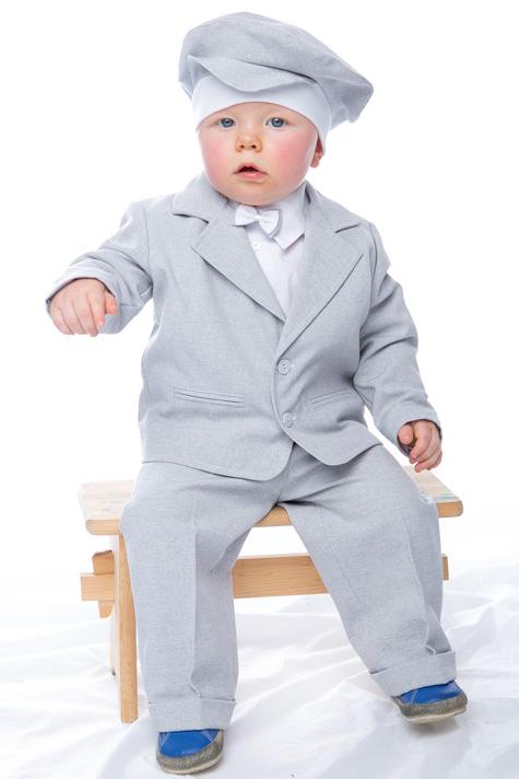 Chlapecký oblek MIMI1546