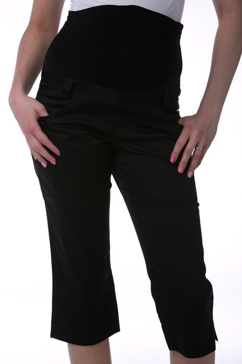 Těhotenské 3/4 kalhoty 1S0225