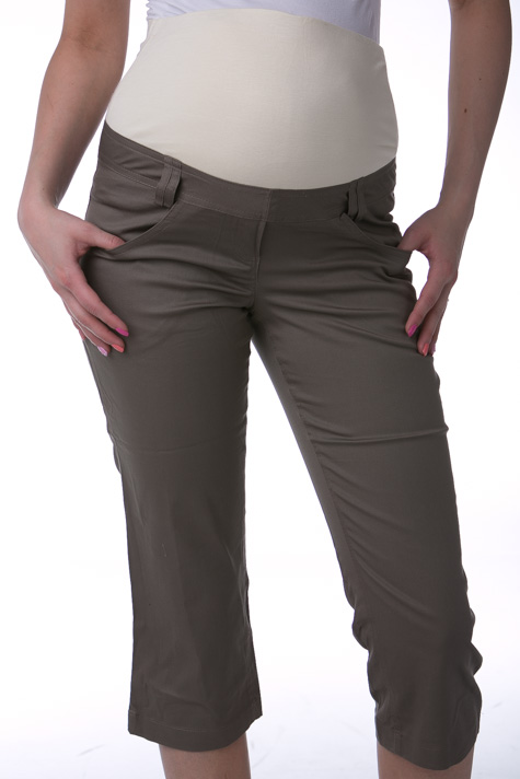 Těhotenské 3/4 kalhoty 1S0249