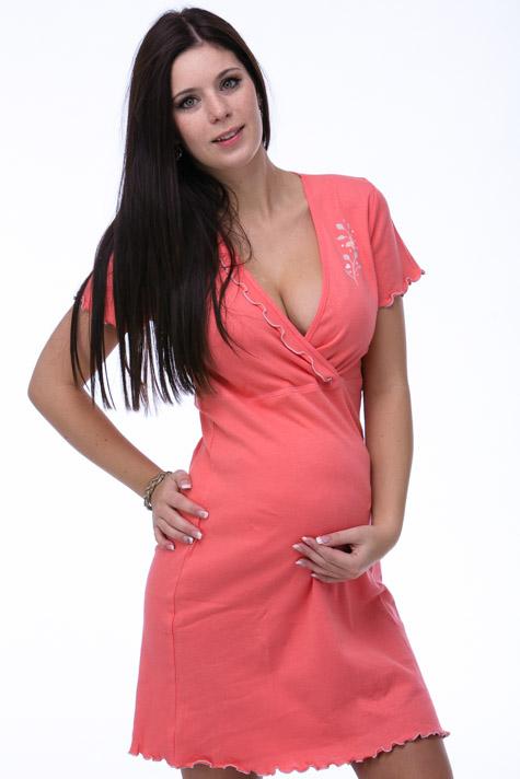 Kojící a těhotenská košilka 1C0001