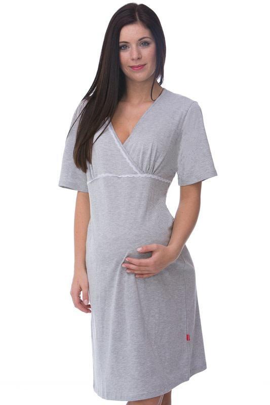 Kojící a těhotenská košilka 1C0030
