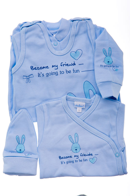 Výbavička do porodnice