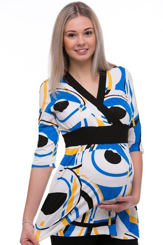 Těhotenská tunika 89d4c43140