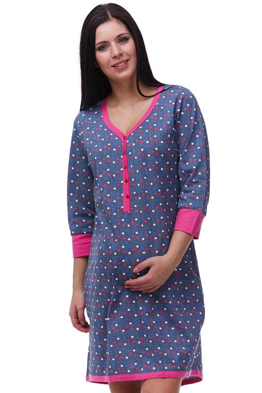 Kojící a těhotenská košile Lara 1C1017