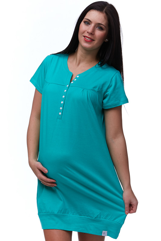 Kojící a těhotenská košile Benedikta 1C0987