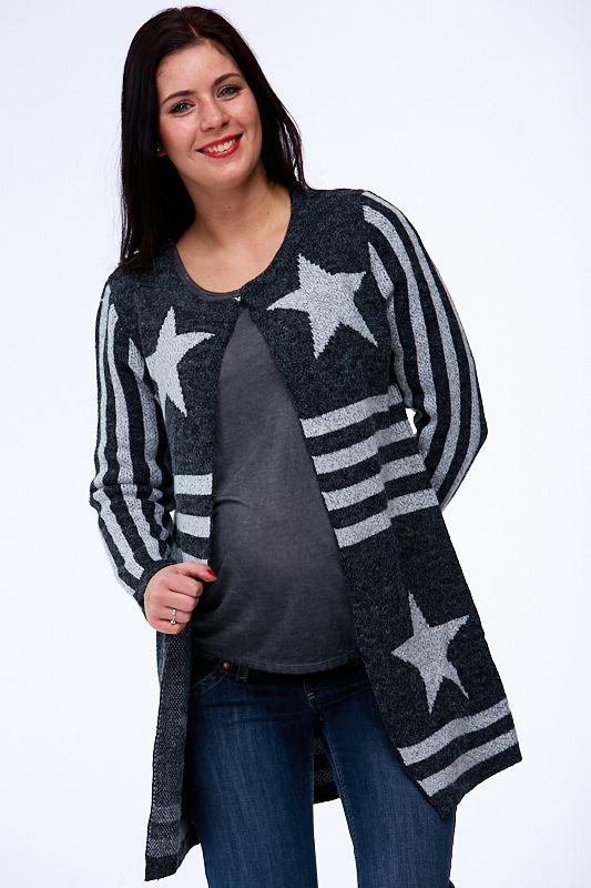 Těhotenský svetr made in Italy Elisa 1A0483