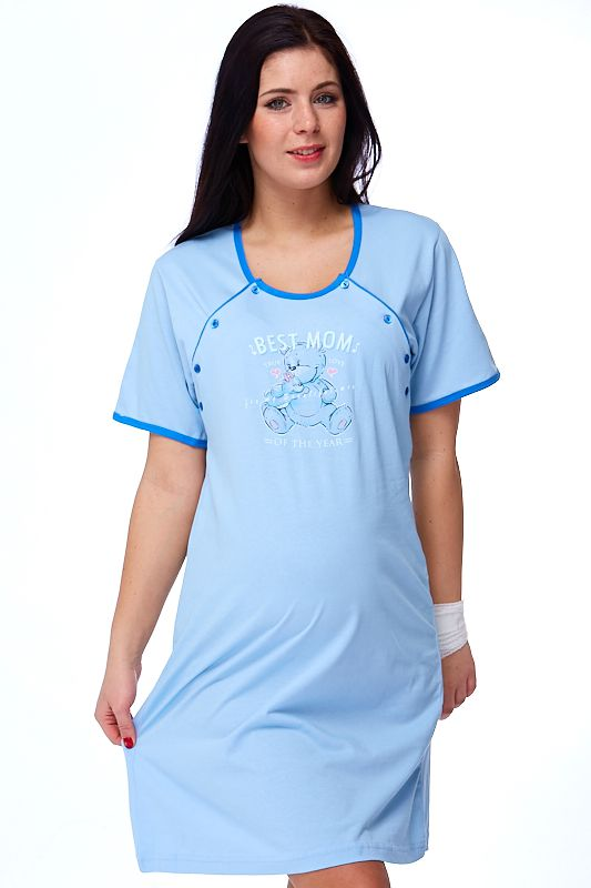 Kojící a těhotenská košilka Felipa 1C0047