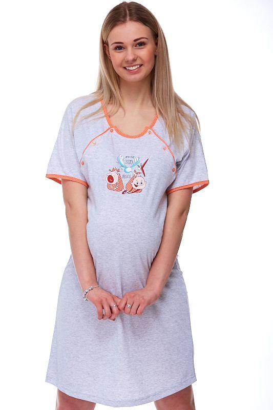 Kojící a těhotenská košilka Octavia  1C0084