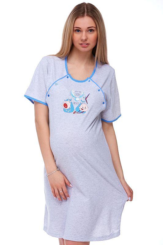 Kojící a těhotenská košilka Raquel 1C0086