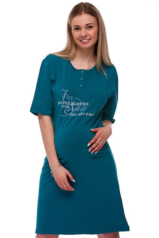 Těhotenská i kojící košilka Bianca 1C0108