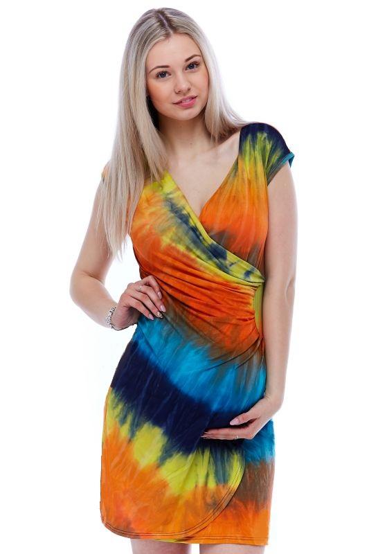 Těhotenské a kojící šaty 1S1133