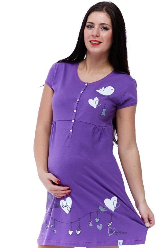 Košilka na kojení i těhotnská 1C1091