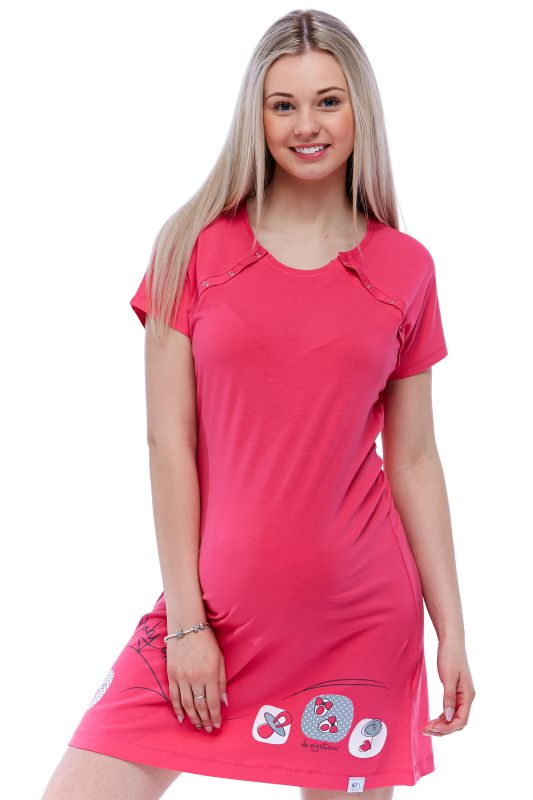 Kojící a těhotenská košilka  1C1163