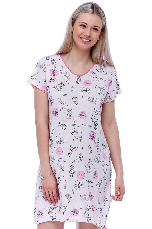 Kojící a těhotenská košilka  1C1172