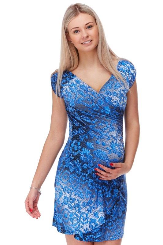 Těhotenské šaty 1S1163