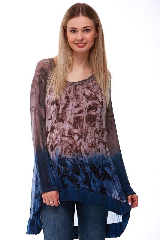 Těhotenská tunika Made in Italy Paola 1A0465