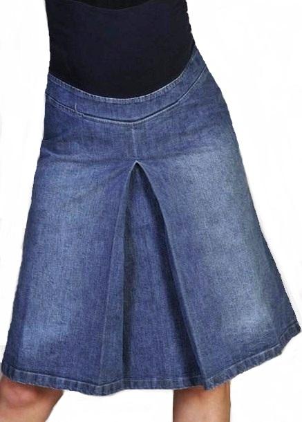 Těhotenská sukně MUK229